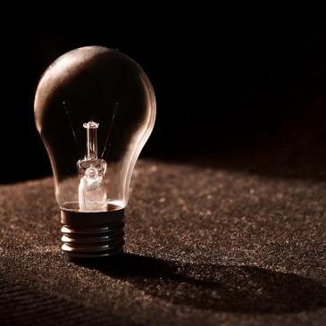 lamp light shadow