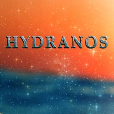 Hydranos fantasy book cover