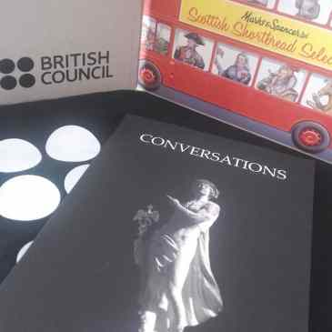 Book Cover Short Story Collection British Council Kingston University