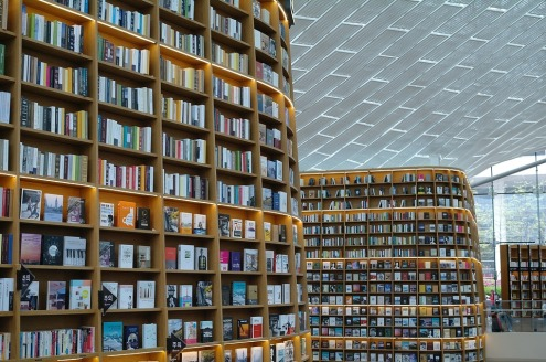 COEX mall Starfield Library