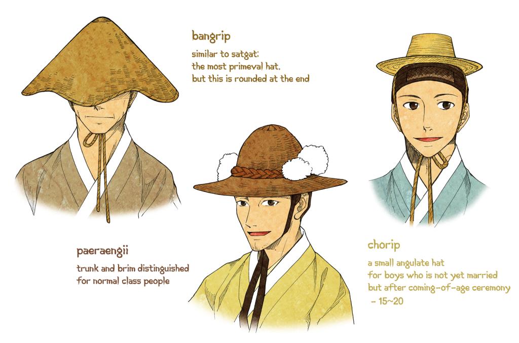 bangrip-joseon-korean-gat-hat-art