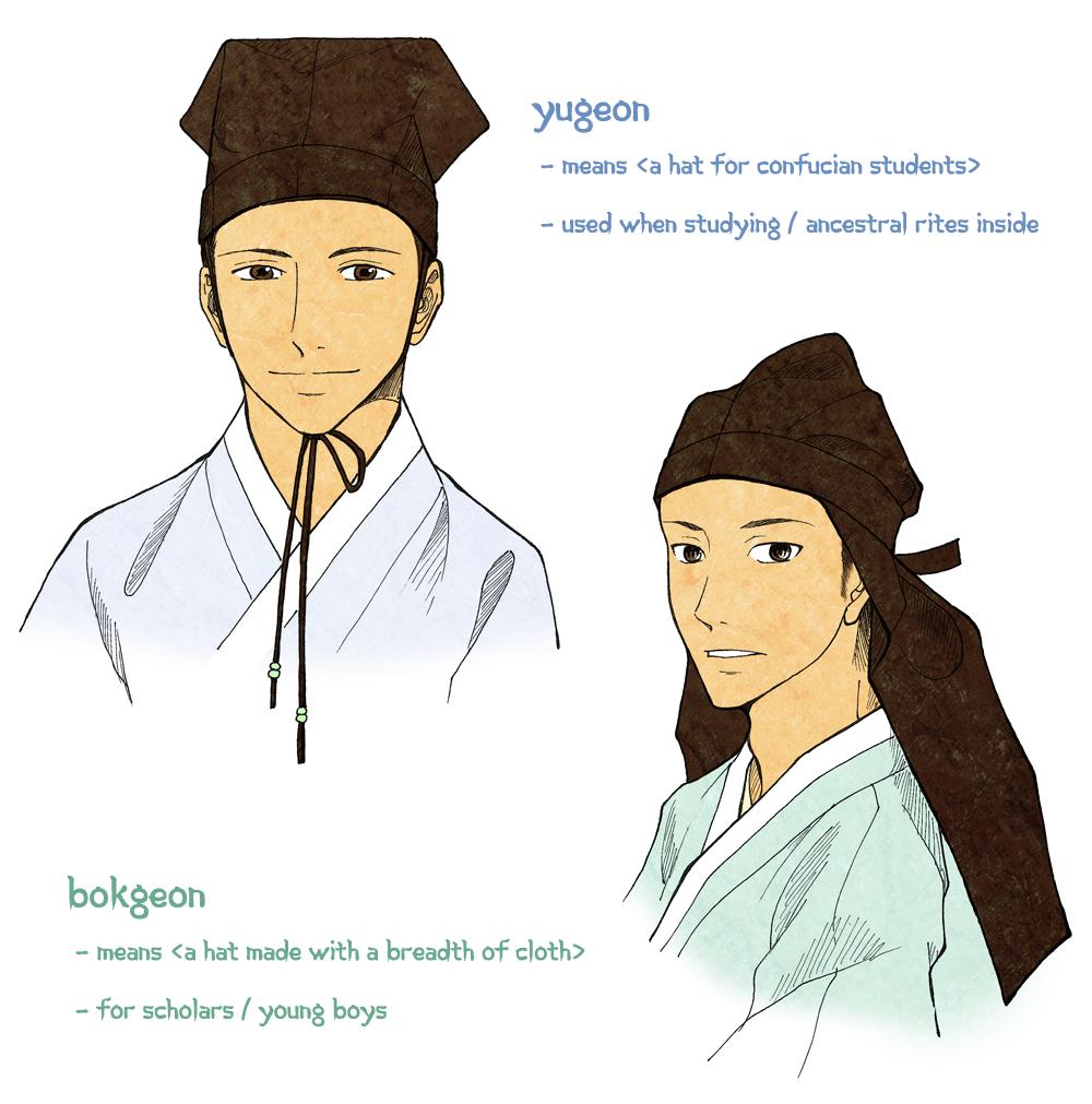 bokgeon-joseon-korean-gat-hat-art
