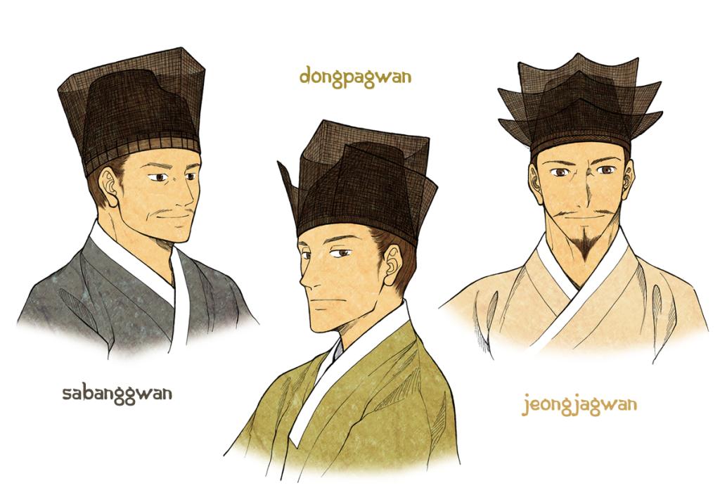 jeongjagwan-joseon-korean-gat-hat-art