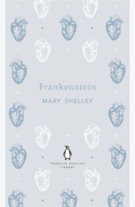 Frankenstein Mary Shelley Penguin English Library Cover