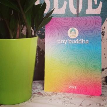 tiny-buddha-planner-rainbow-cover-zzplant